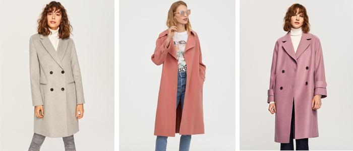 Nyár színtípus kabátok