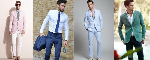 nyár évszaktípus férfi öltözködés