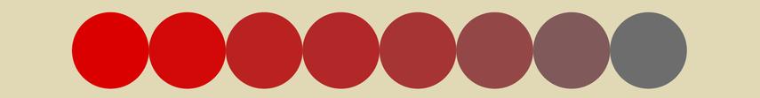 szín színtelítettség színek jellemzői