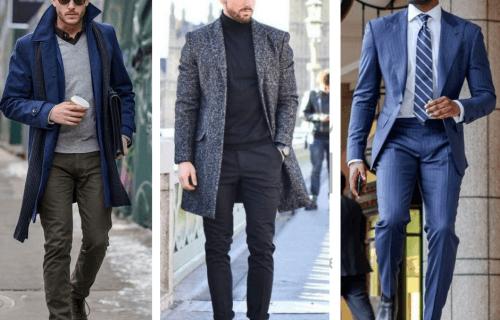endomorf férfi öltözködés